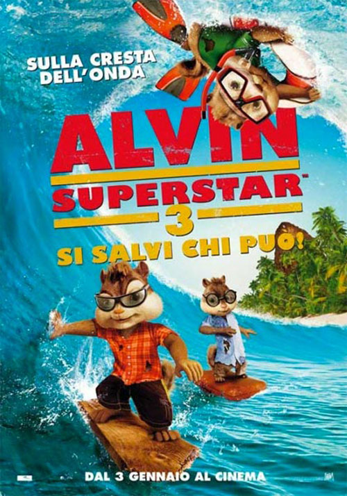Alvin Superstar 3