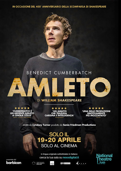 Amleto - National Theatre Live